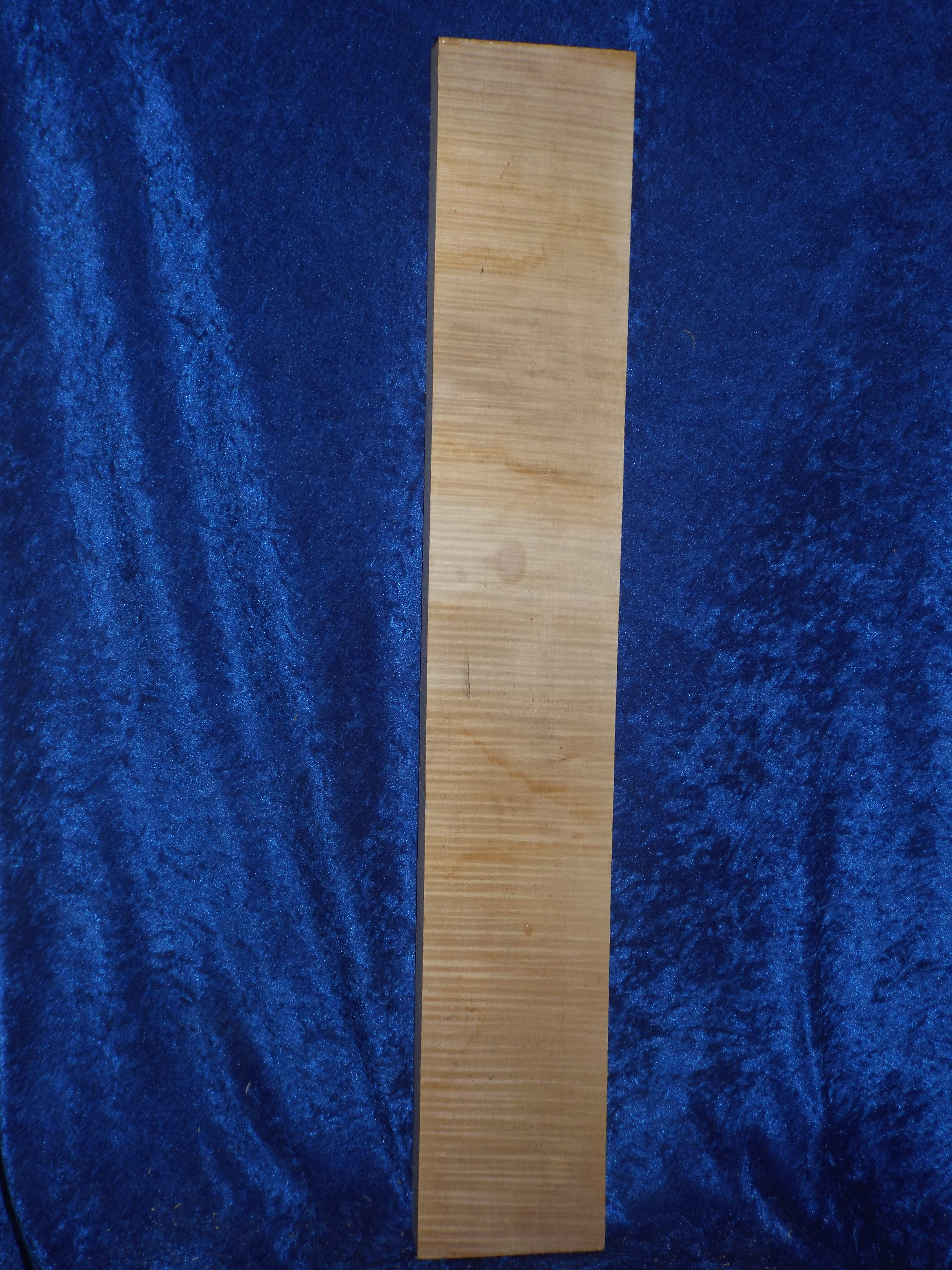 Érable Bloc-chambranles Tonholz Mable Neck tonewood 1000 x 180 x 45 mm sec B